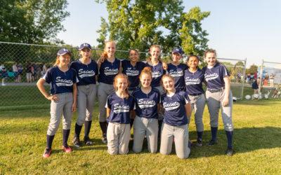 Varsity Softball Team Concludes Its Season